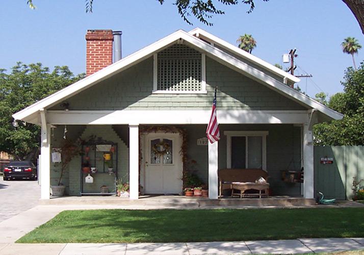Historic Craftsman overhaul in South Pasadena