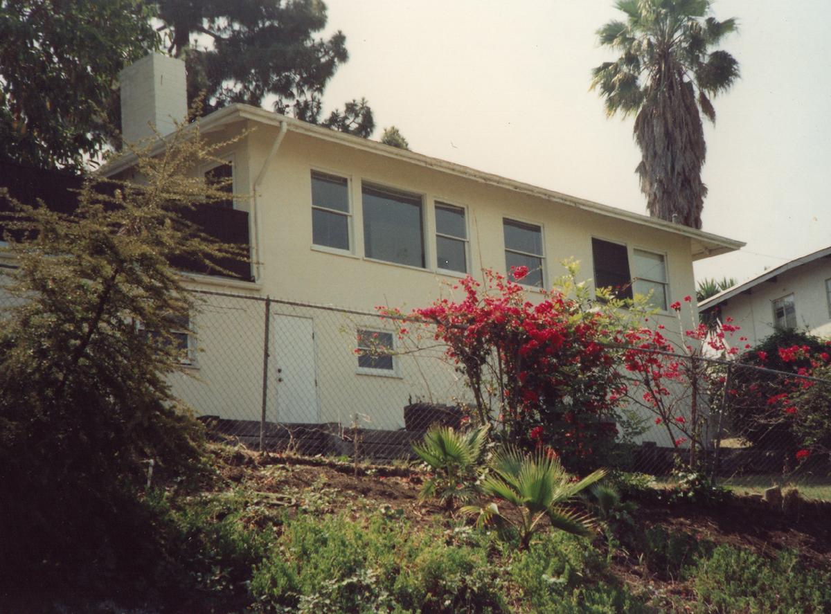 Hilltop masterpiece in South Pasadena