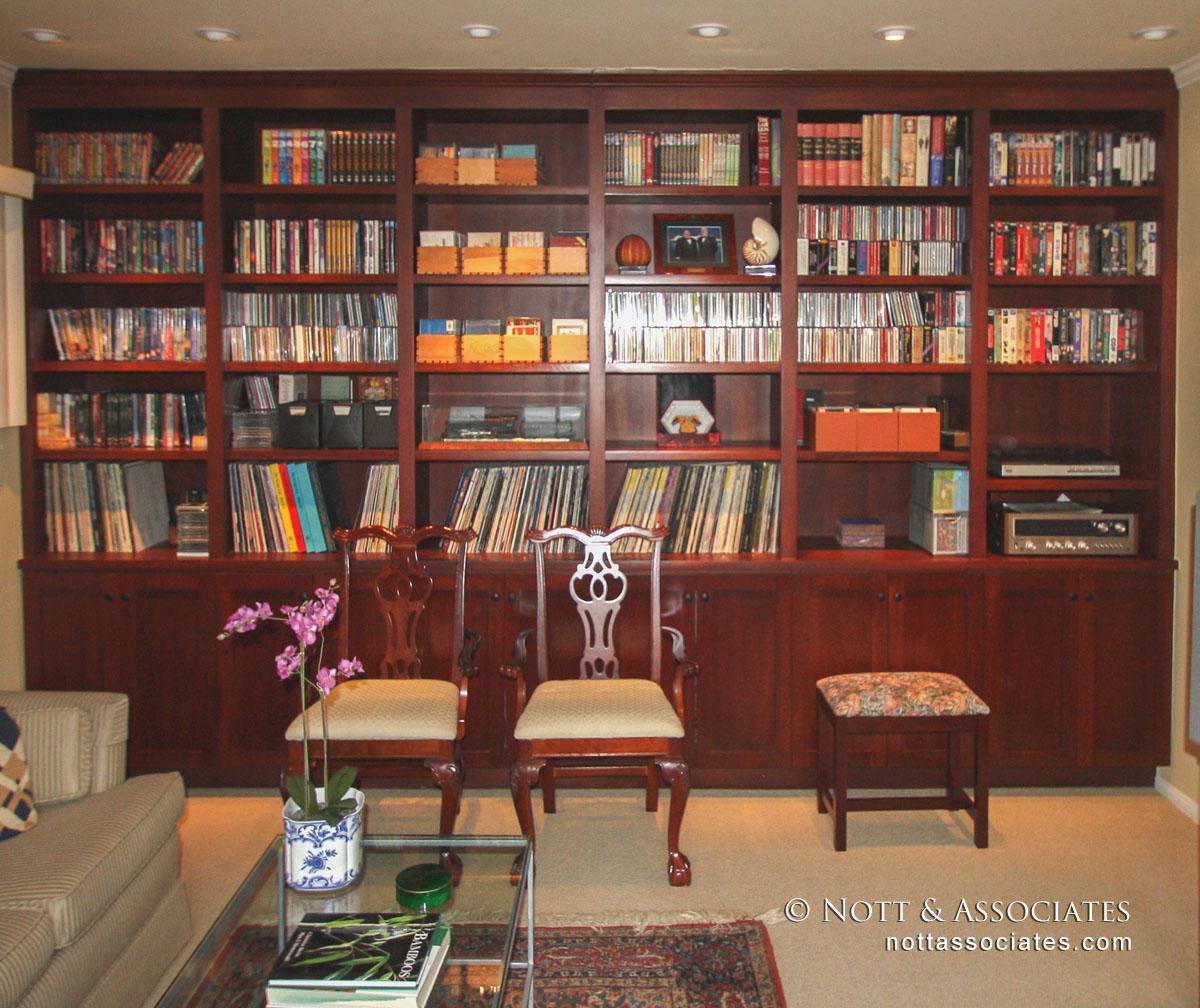 157 Anita Bookcase-Alex